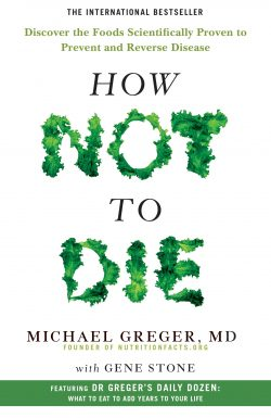 How Not to Die book cover image